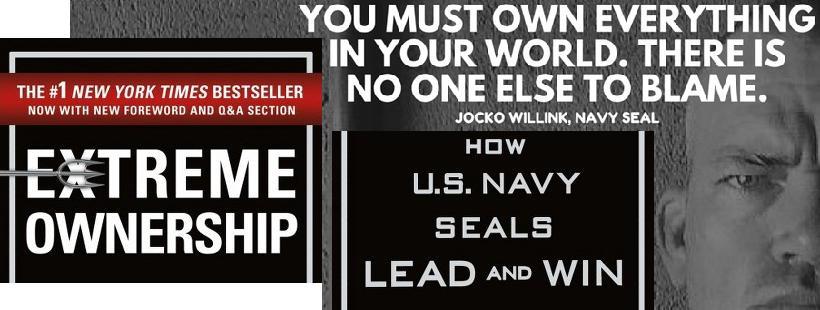 Juhi ja võida nagu SEAL-eriüksuses. Extreme Ownership